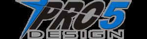 Pro 5 Design Web Logo